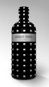 Absolut Rockstar Bottle 2