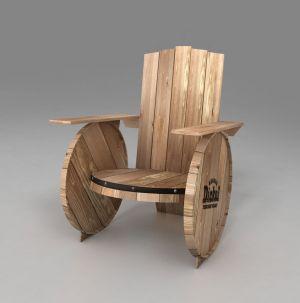 Barrrel Chair Web
