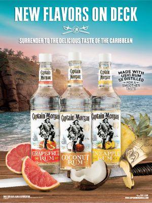 Capt Morg New Flavors CC