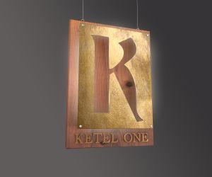 Kettle Hanging Sign