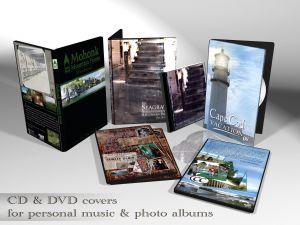DVD Boxes LG