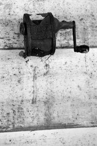 Rusted Sharpener