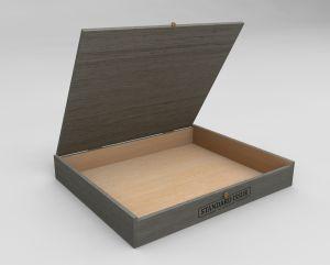 Meyers Cigar Box Open