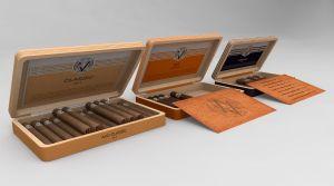 Cigar boxes-Open