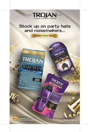 Trojan Condom Ad